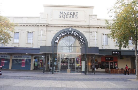 Market Square – Geelong